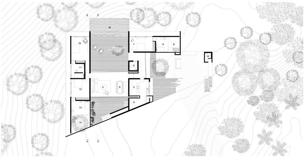 Floor Plans - Khopoli House Luxury Residence - Maharashtra, India