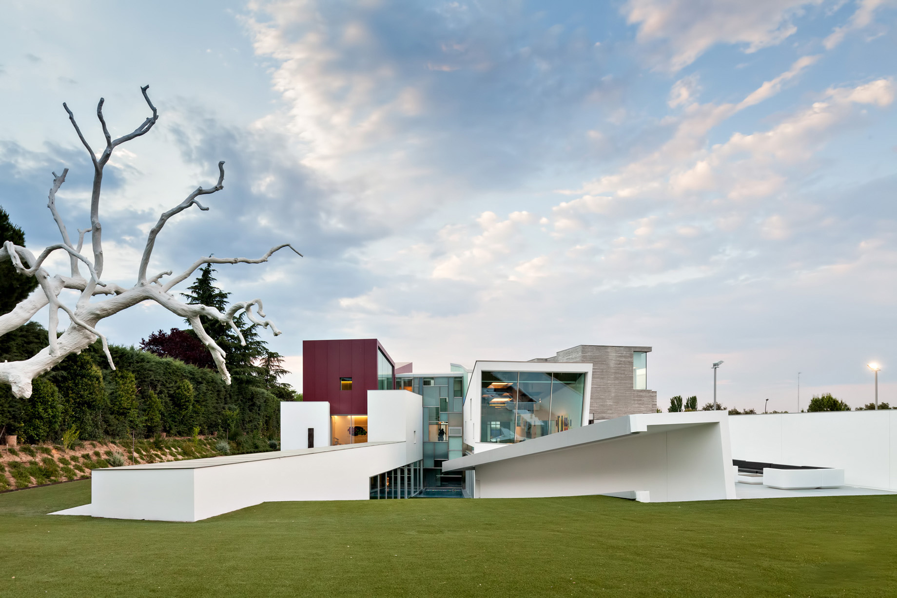 House H Luxury Residence - Madrid, Spain