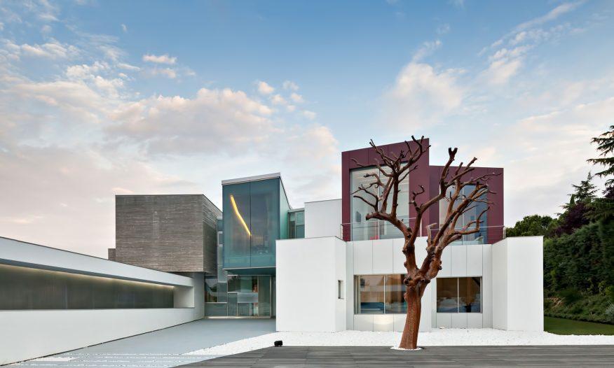 House H Luxury Residence - Madrid, Spain