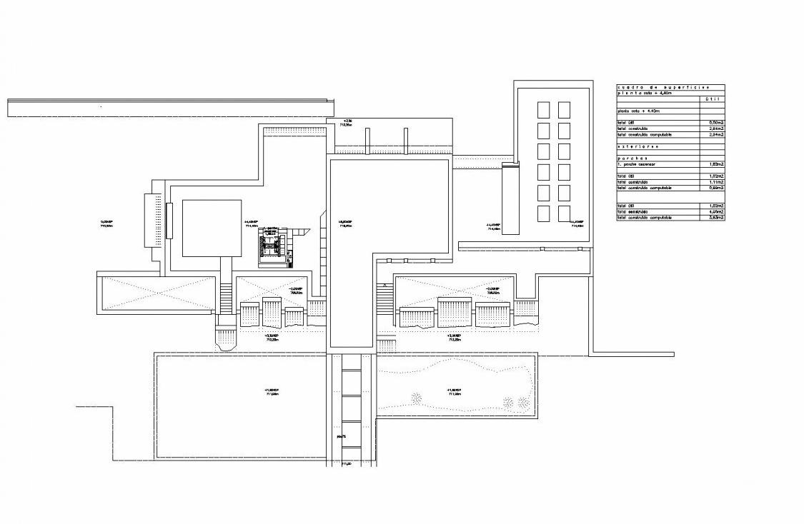 Floor Plans - Vivienda 1001 Noche Residence - Pozuelo del Alarcón, Madrid, Spain