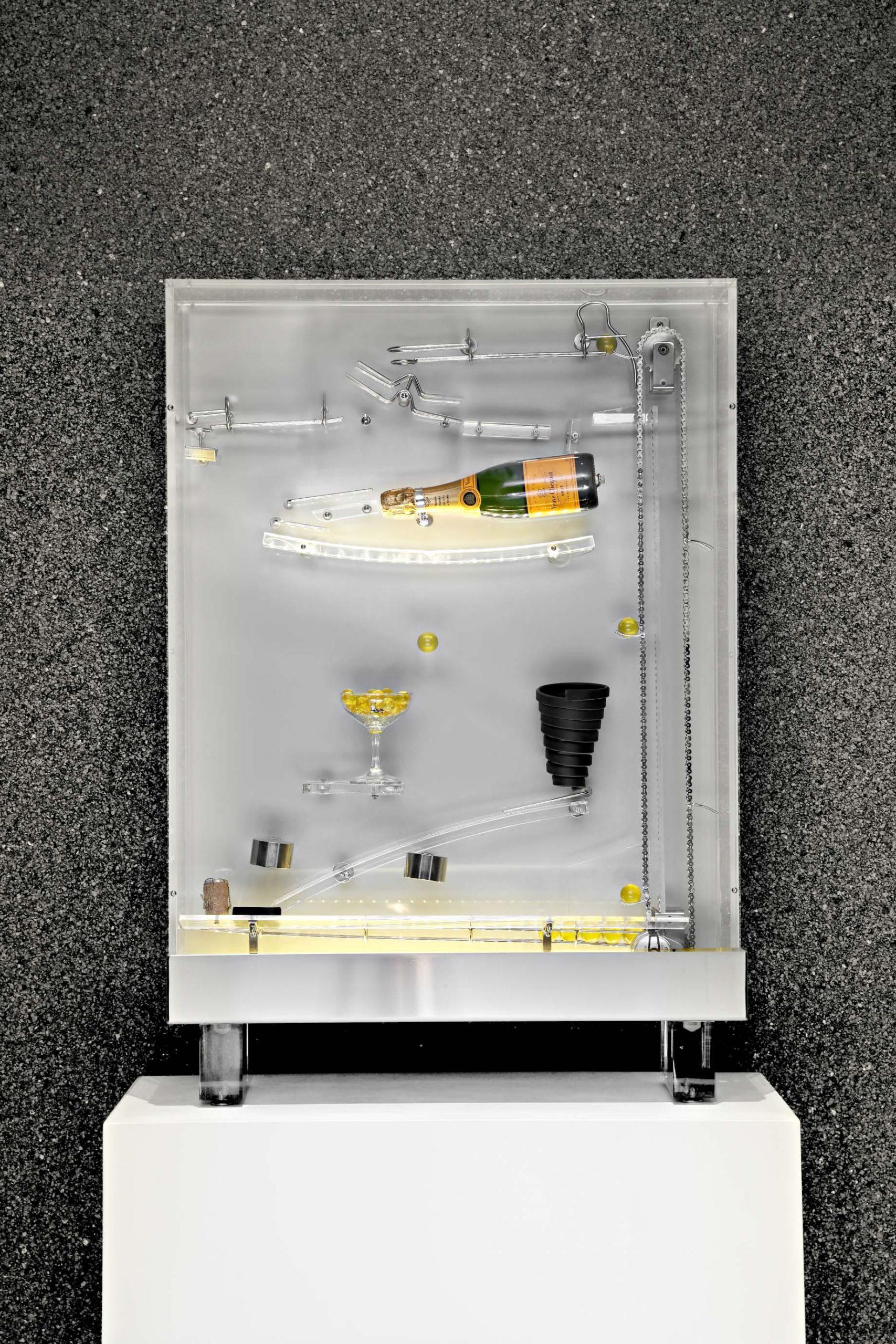 Champagne Pinball Machine - 924 Bel Air Rd, Los Angeles, CA, USA