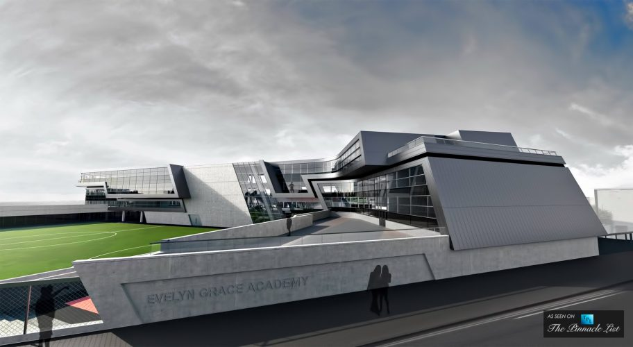 Evelyn Grace Academy - Zaha Hadid Architects