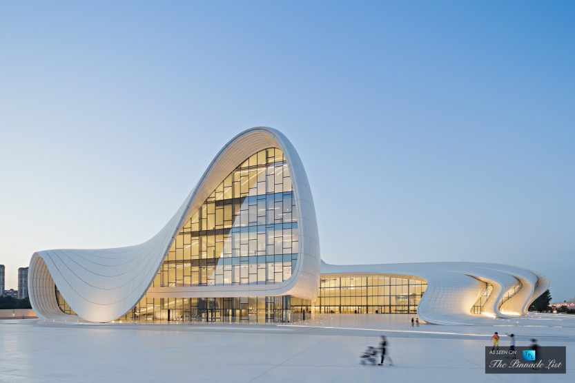Heydar Aliyev Cultural Center - Zaha Hadid Architects