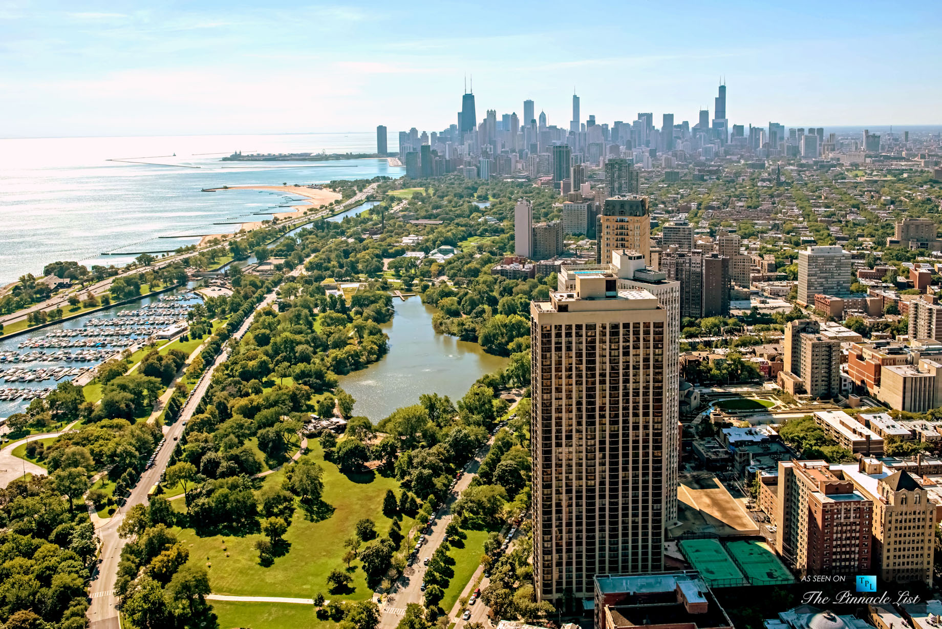 Lincoln Park - Windy City Living - Top 5 Reasons to Raise a Family in Chicago