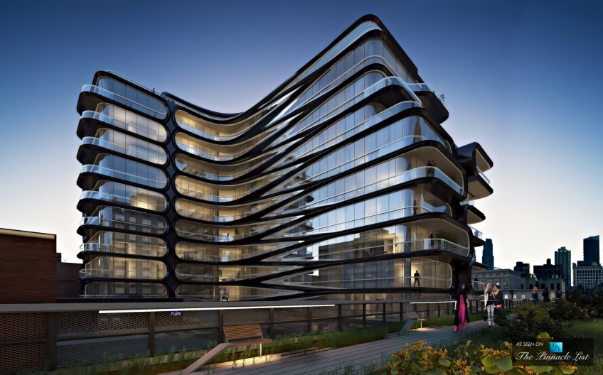 520 West 28th Street, New York - Zaha Hadid Architects