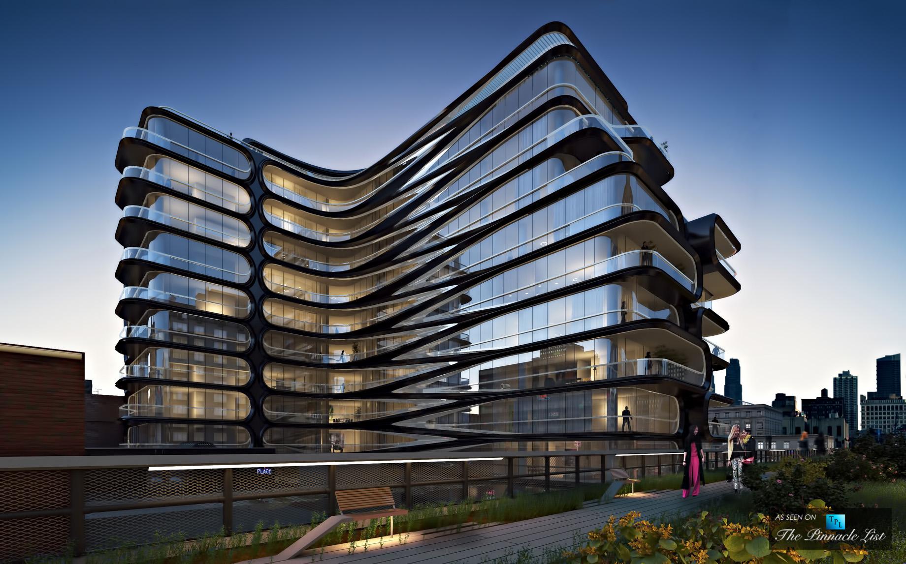 520 West 28th Street, New York - Zaha Hadid Architects