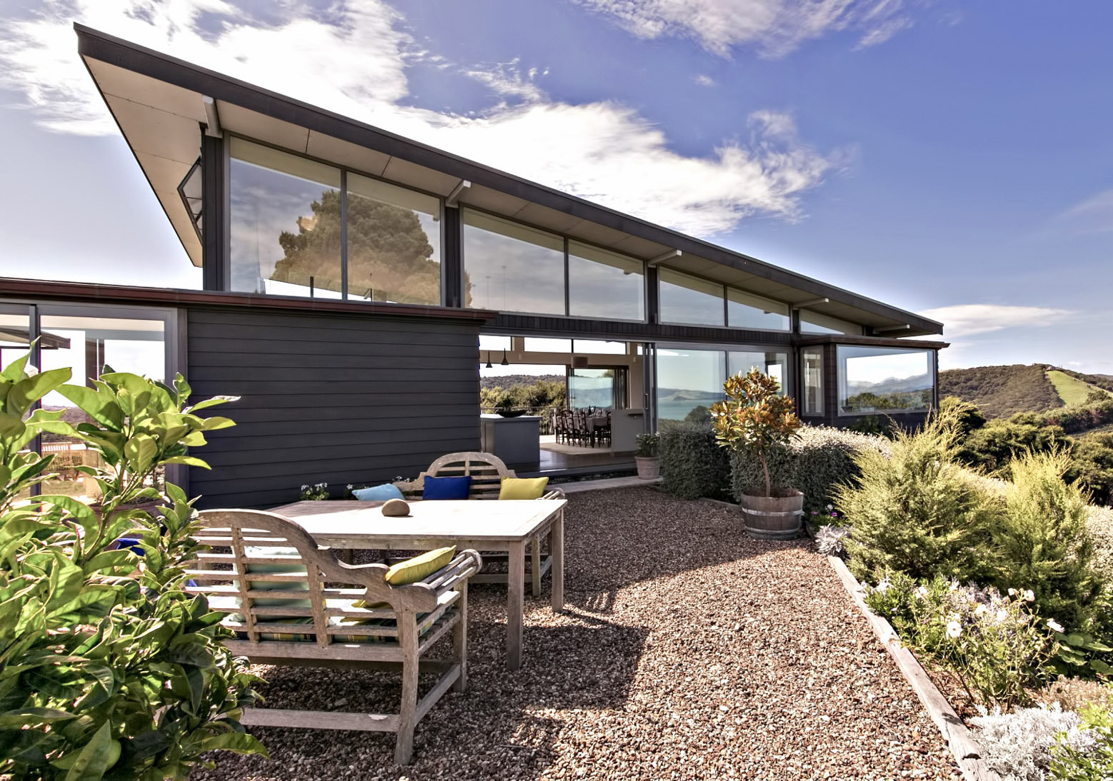 Woodside Bay Residence – Waiheke Island, Auckland, New Zealand