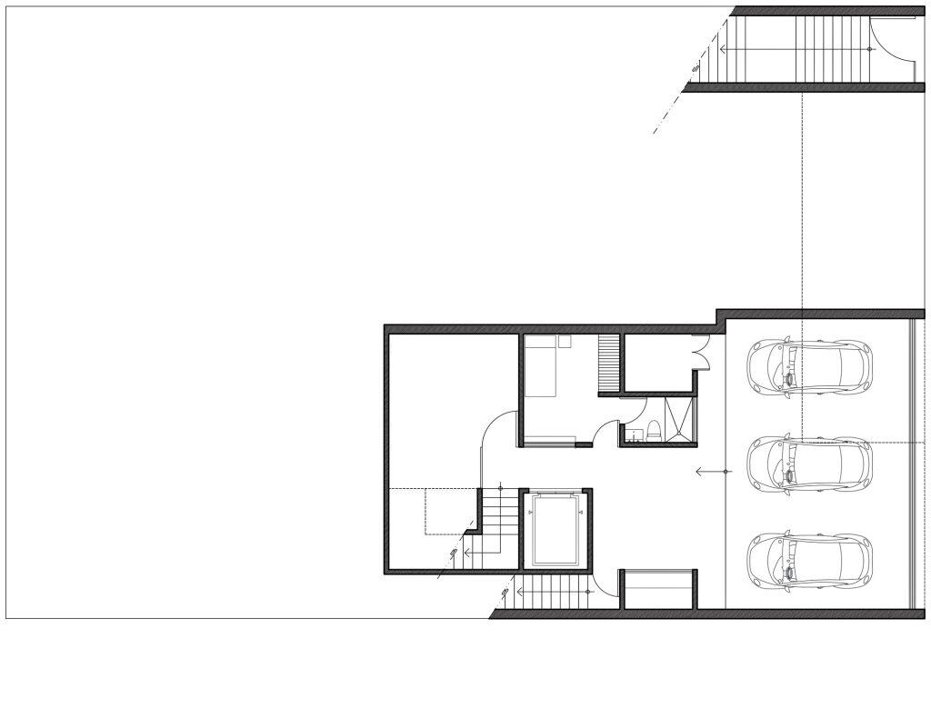Floor Plans - Casa CH Luxury Residence - Monterrey, Nuevo León, Mexico