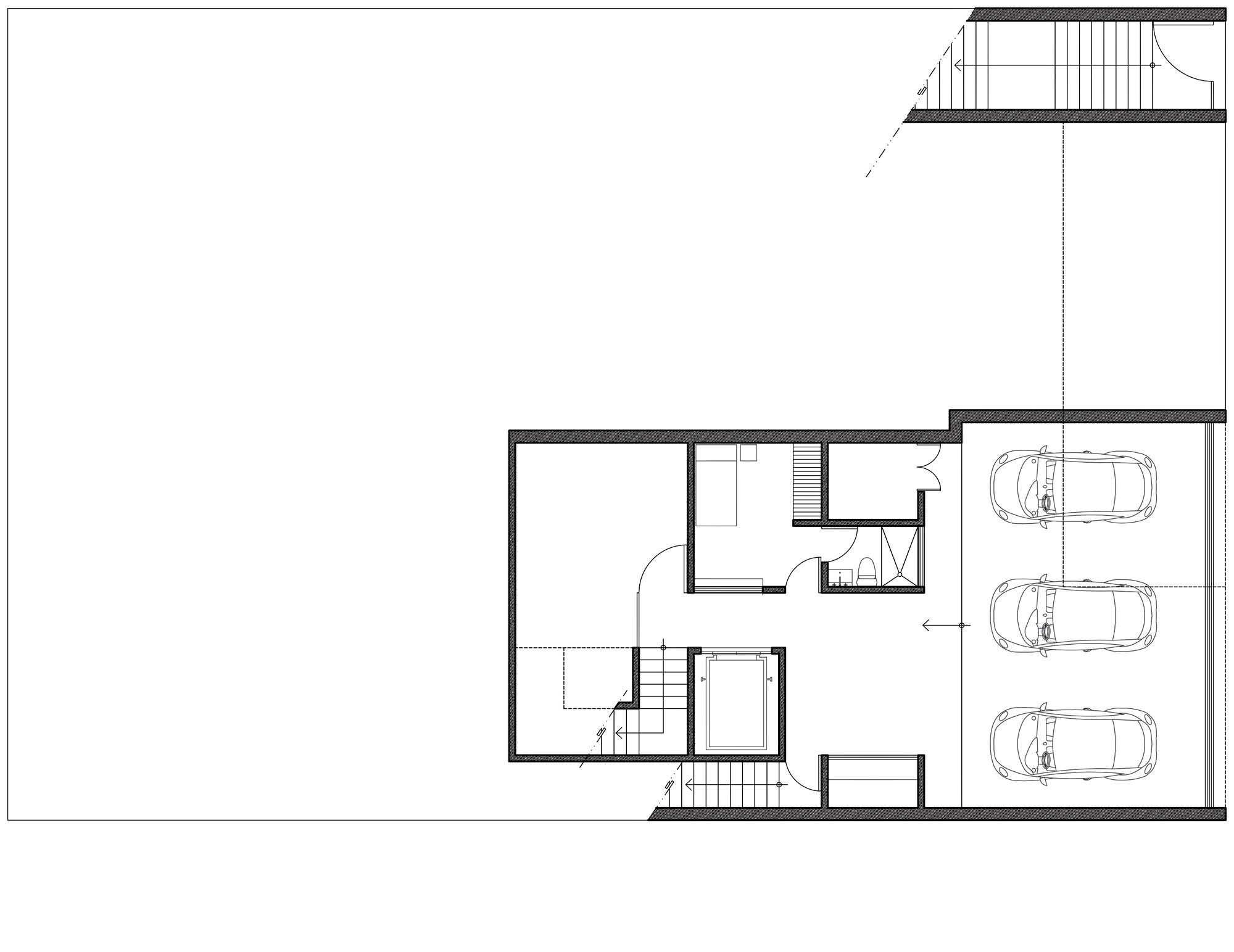 Floor Plans – Casa CH Luxury Residence – Monterrey, Nuevo León, Mexico