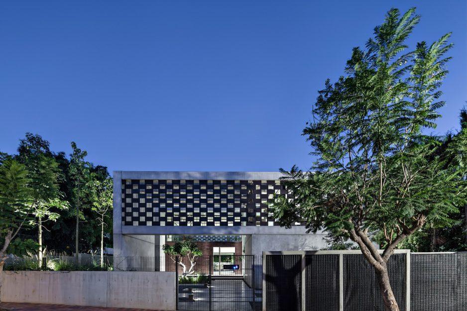 Corten House Luxury Residence - Savyon, Tel Aviv, Israel