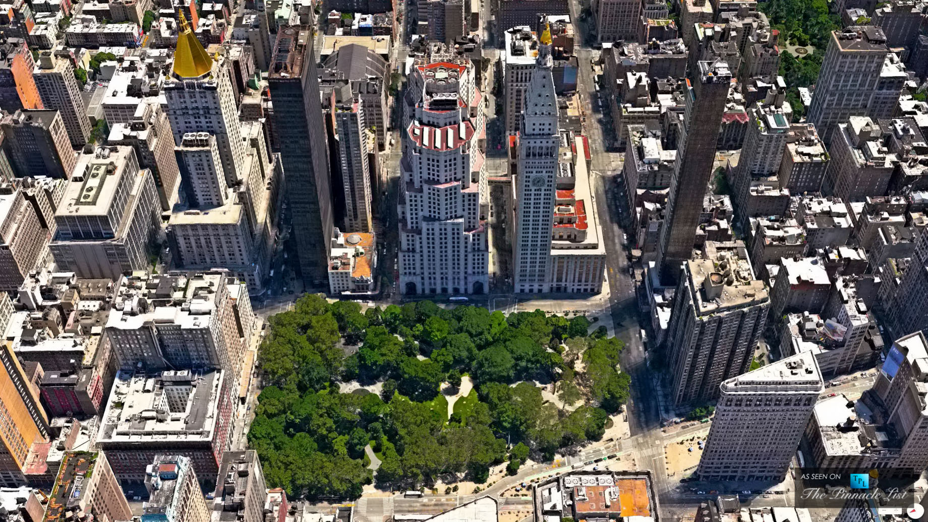 Take a stroll around Madison Square Park – Enviable New York Living – A Residents Guide to 88 and 90 Lexs Gramercy Neighborhood