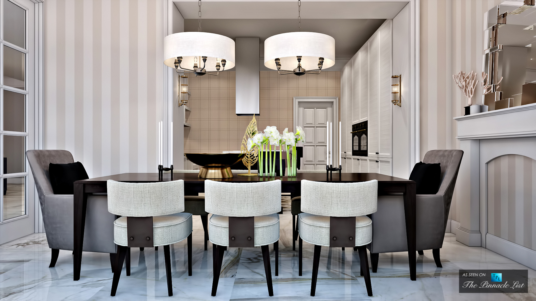 Reconsider Decor Elements - Luxury Home Design - 3 Strategies to Create Chic Modern Interiors
