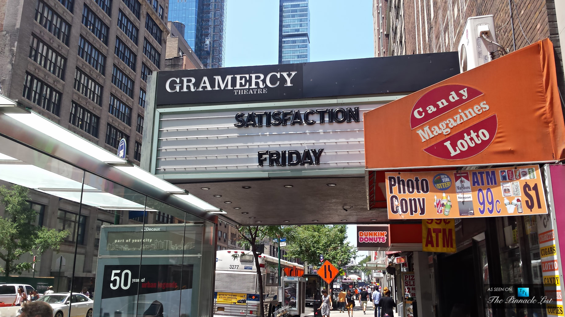 Catch a performance at The Gramercy Theater – Enviable New York Living – A Residents Guide to 88 and 90 Lexs Gramercy Neighborhood