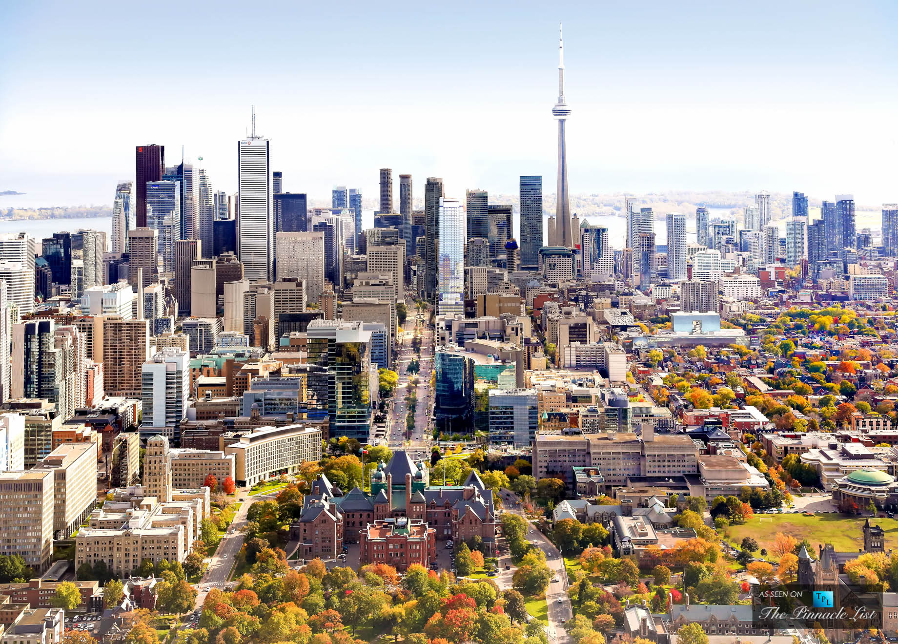Top Schools – Top 5 Reasons Why Toronto is the Perfect City for Young Families