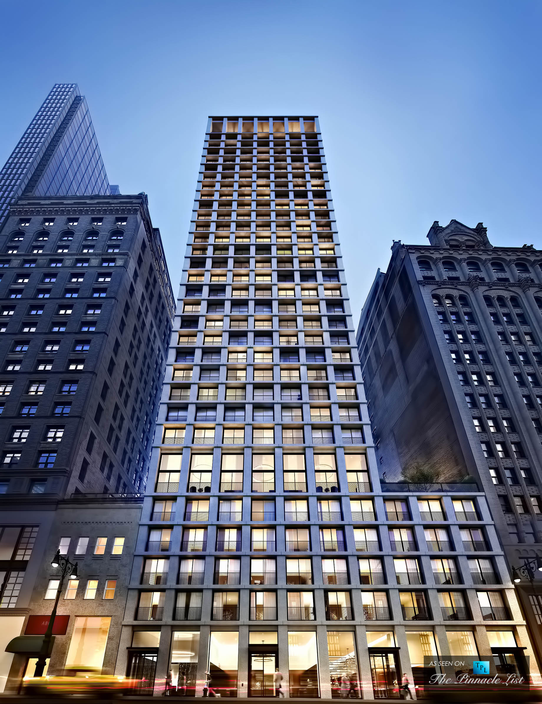 The Bryant New York - David Chipperfield Architects