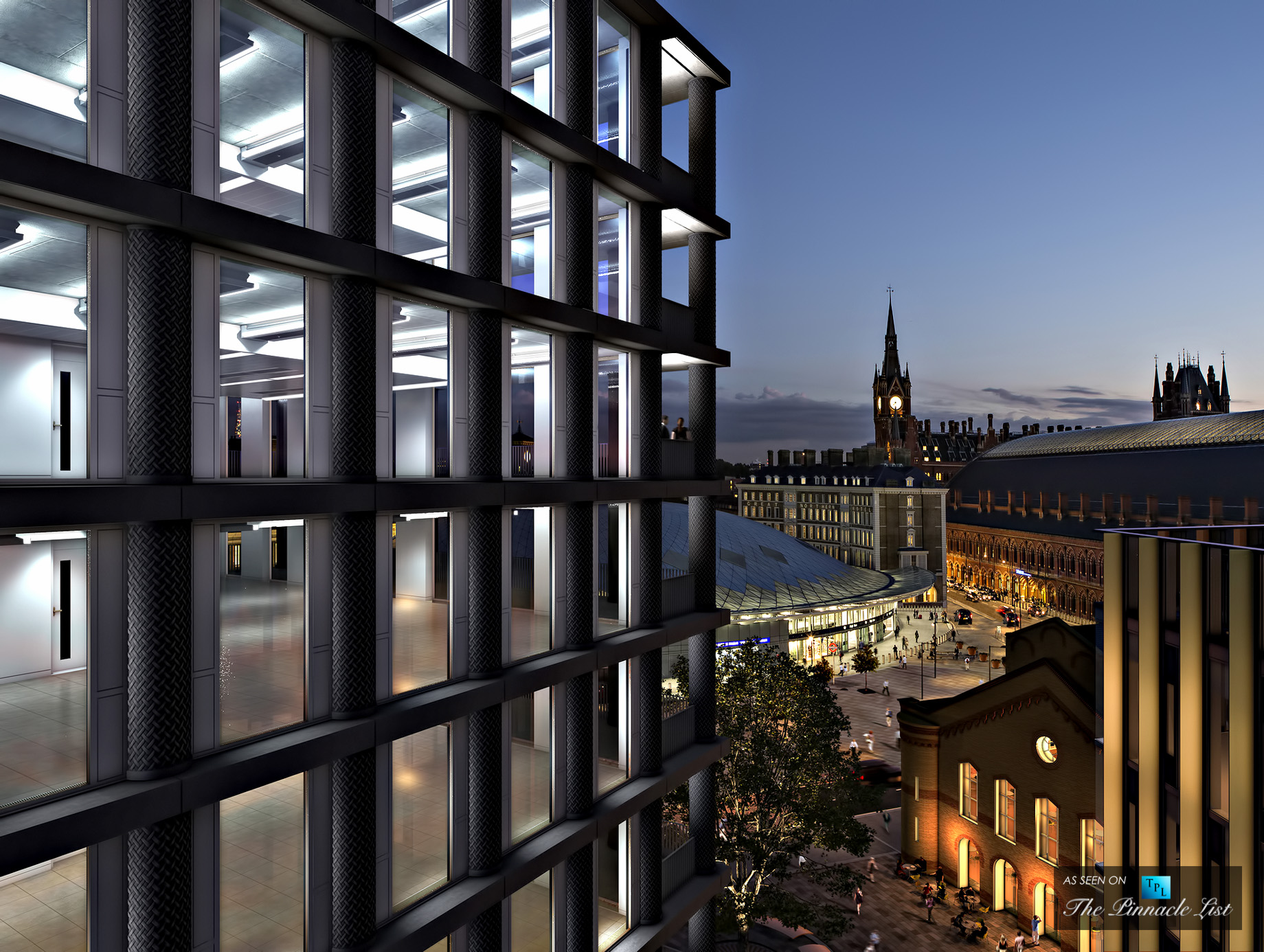 One Pancras Square London - David Chipperfield Architects