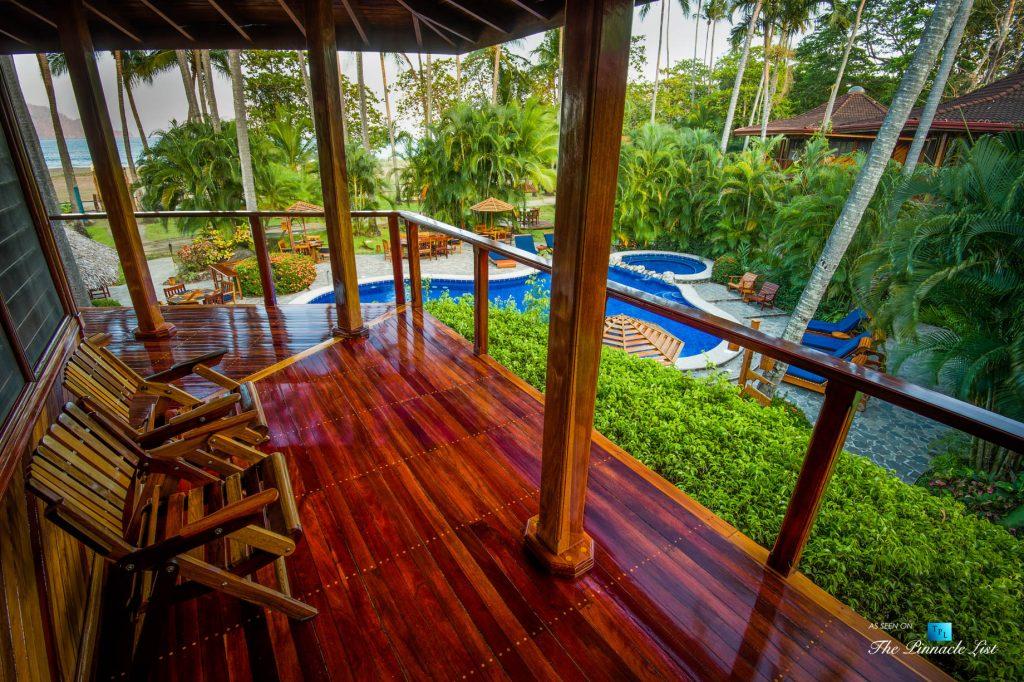 Tambor Tropical Beach Resort - Tambor, Puntarenas, Costa Rica - Suite Porch