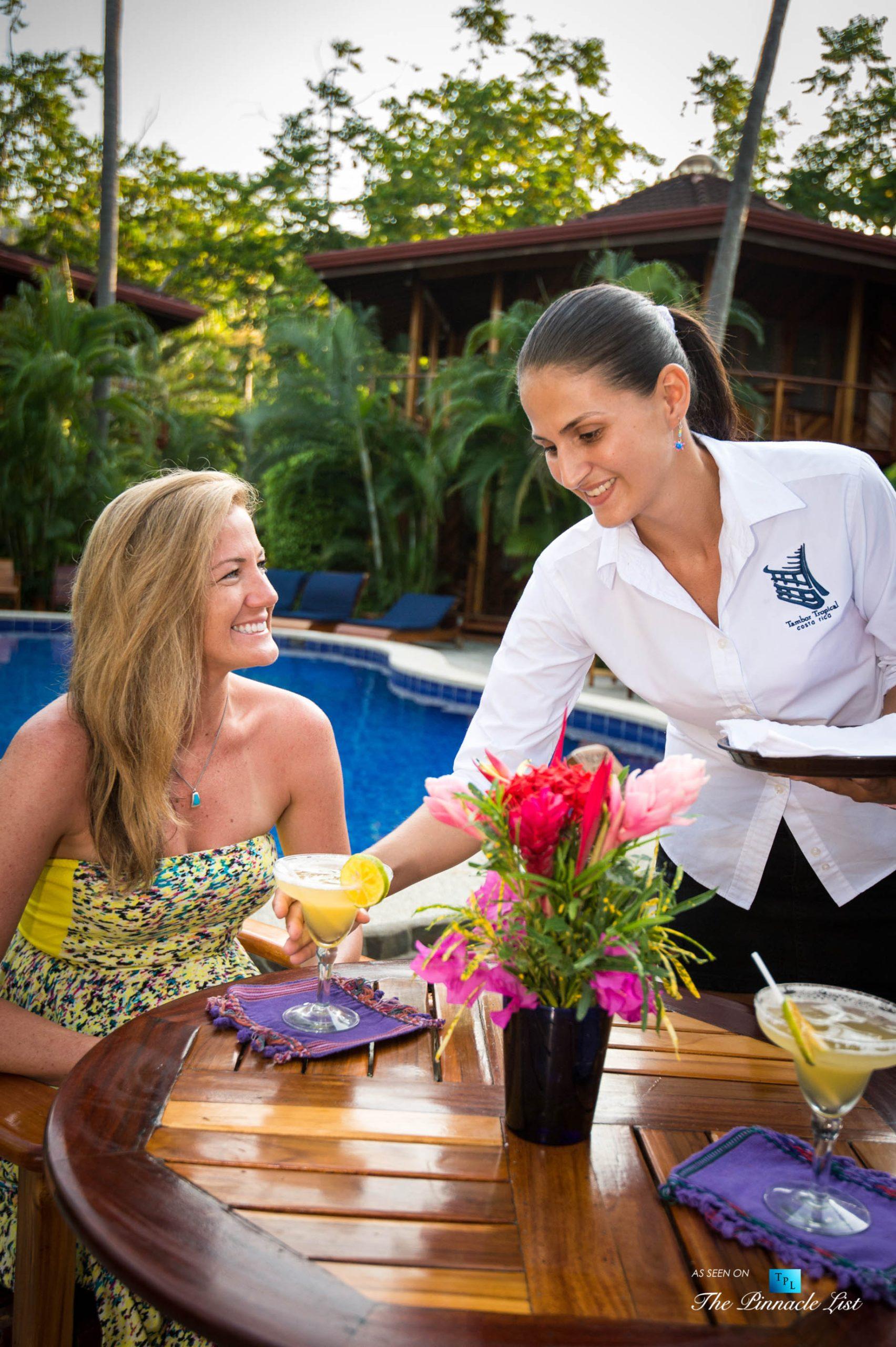 Tambor Tropical Beach Resort – Tambor, Puntarenas, Costa Rica – Serving Guests