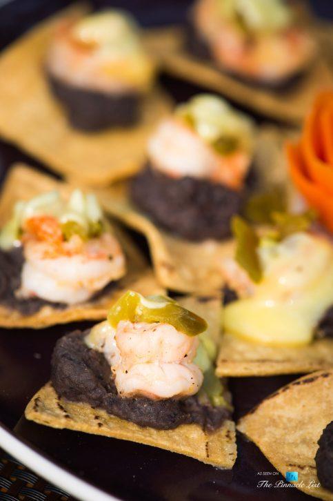 Tambor Tropical Beach Resort - Tambor, Puntarenas, Costa Rica - Gourmet Shrimp Nachos