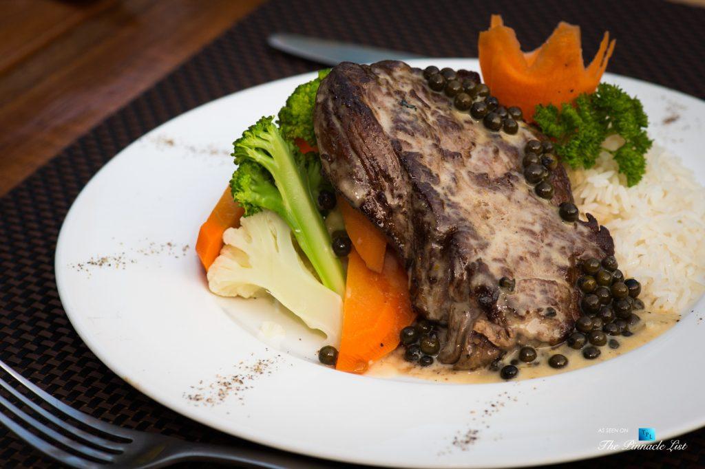 Tambor Tropical Beach Resort - Tambor, Puntarenas, Costa Rica - Gourmet Steak