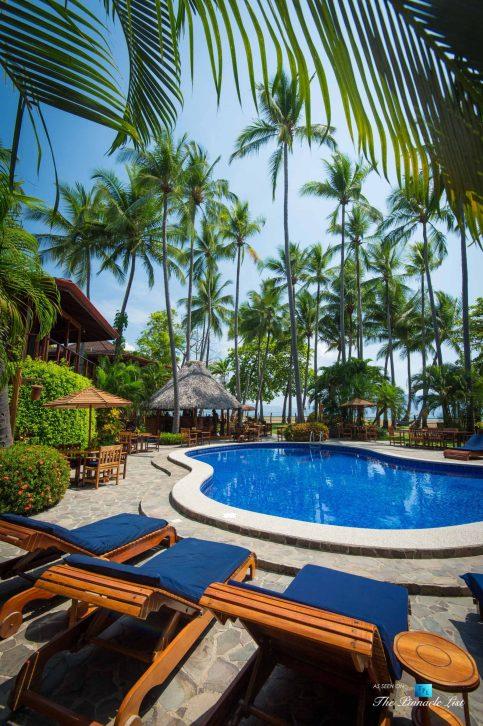 Tambor Tropical Beach Resort - Tambor, Puntarenas, Costa Rica - Poolside Lounge