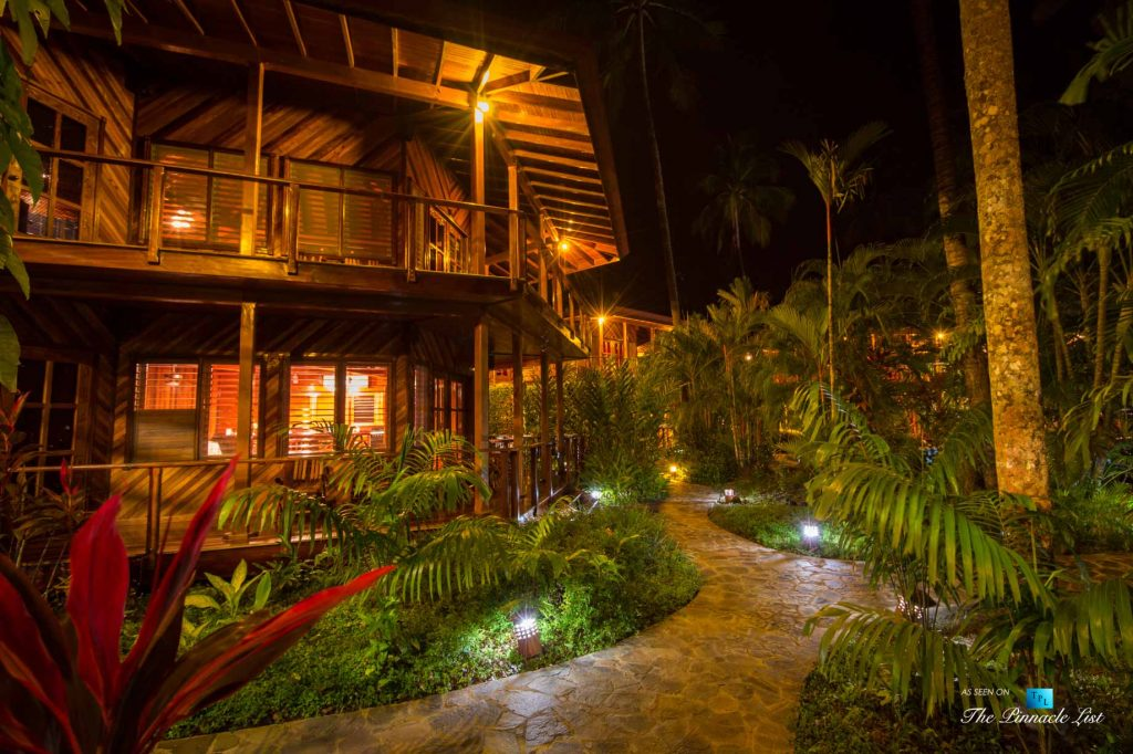 Tambor Tropical Beach Resort - Tambor, Puntarenas, Costa Rica - Suite Night View