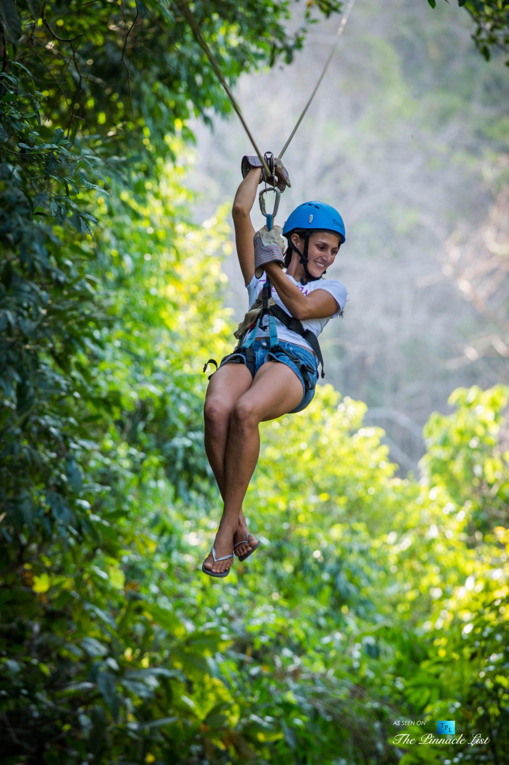 Tambor Tropical Beach Resort – Tambor, Puntarenas, Costa Rica – Tropical Zipline