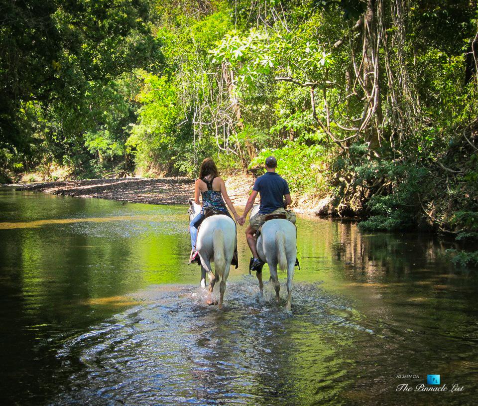Tambor Tropical Beach Resort - Tambor, Puntarenas, Costa Rica - Tropical Horseback Riding