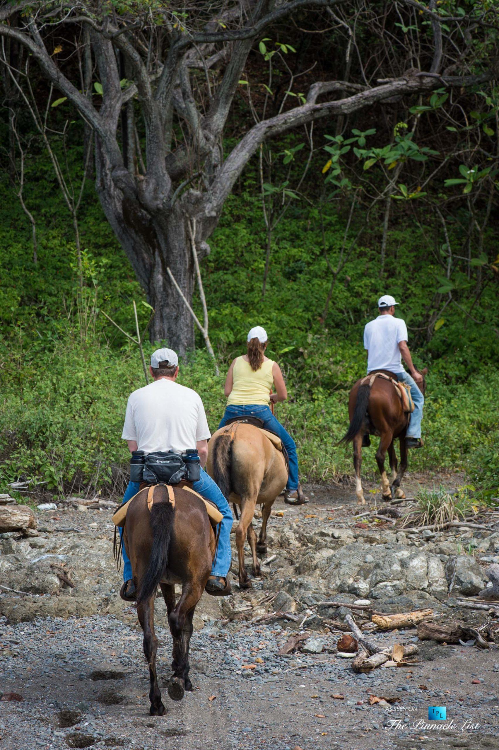 Tambor Tropical Beach Resort - Tambor, Puntarenas, Costa Rica - Horseback Riding