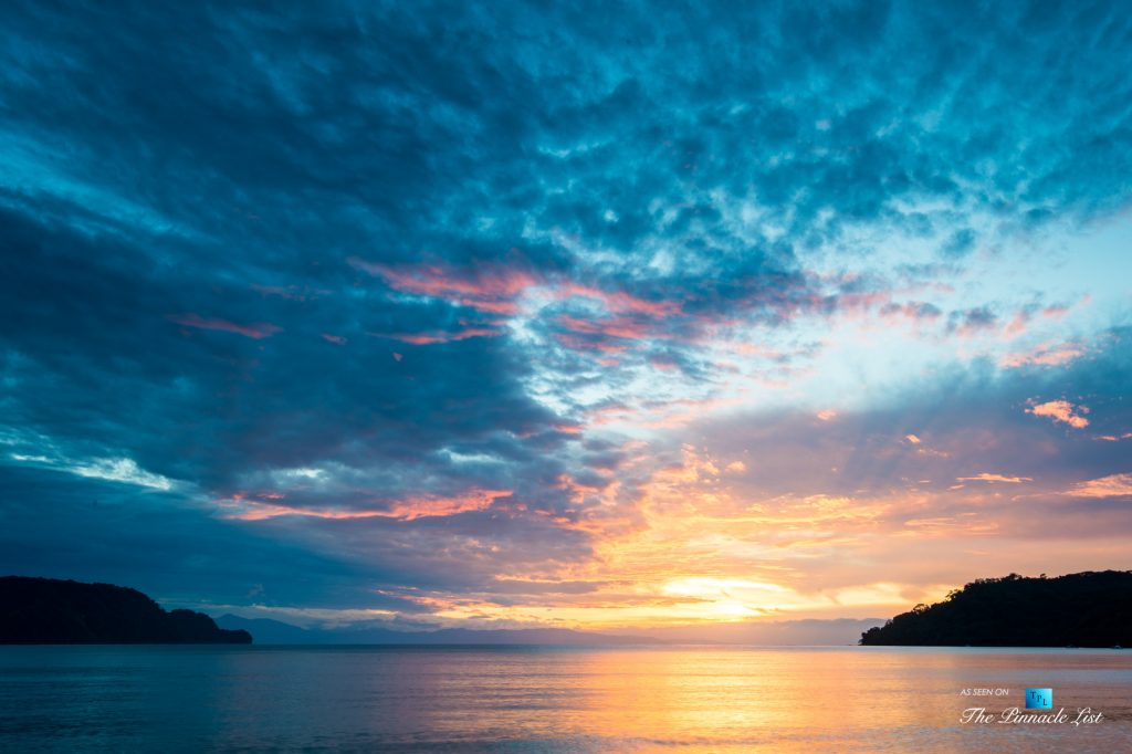Tambor Tropical Beach Resort - Tambor, Puntarenas, Costa Rica - Tropical Ocean Sunset