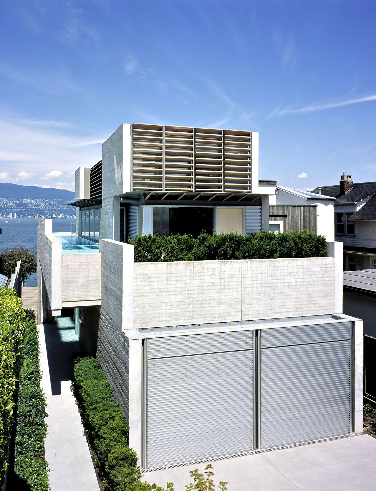 Shaw House Residence – Point Grey Rd, Vancouver, BC, Canada