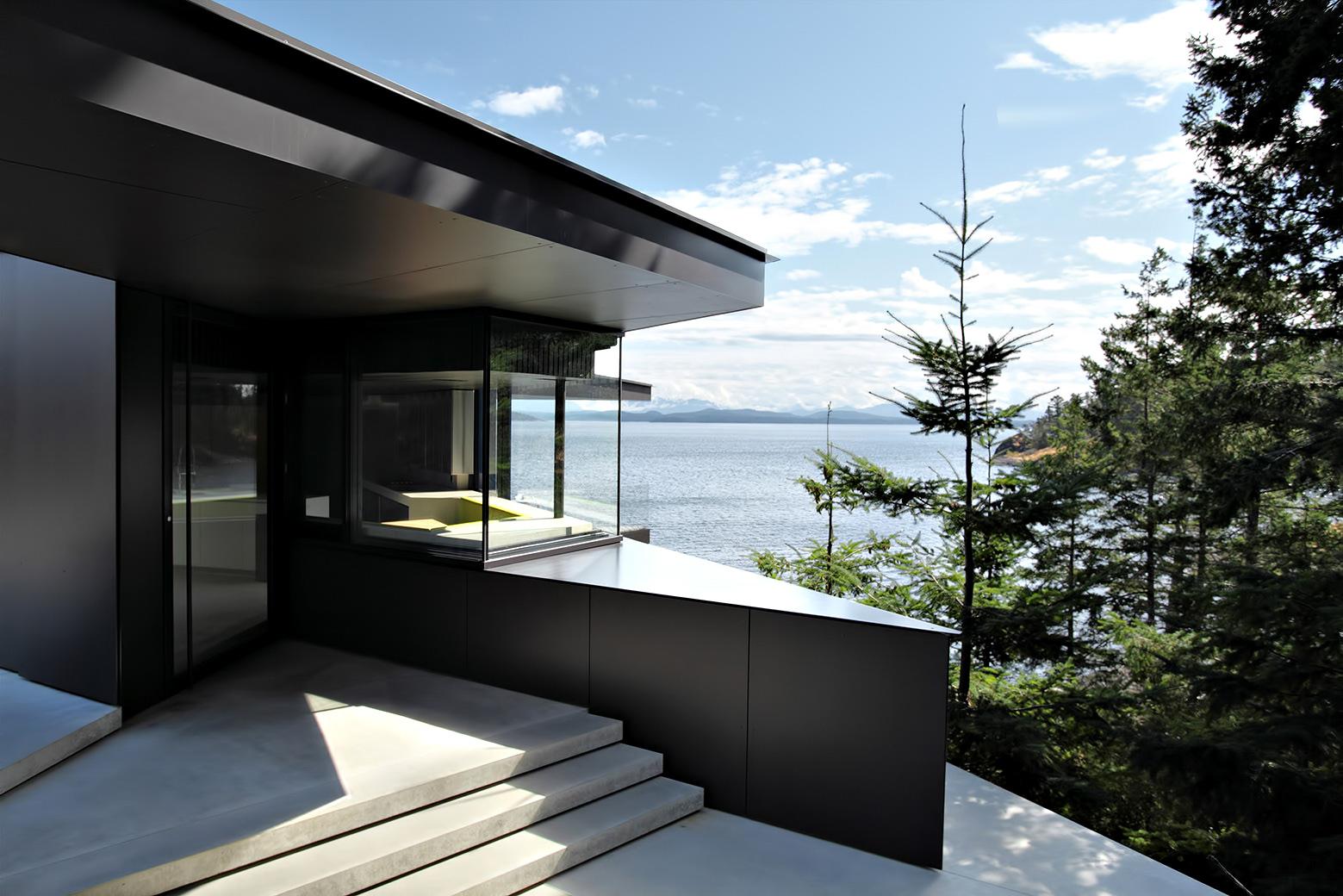 Tula House Luxury Residence – Quadra Island, BC, Canada