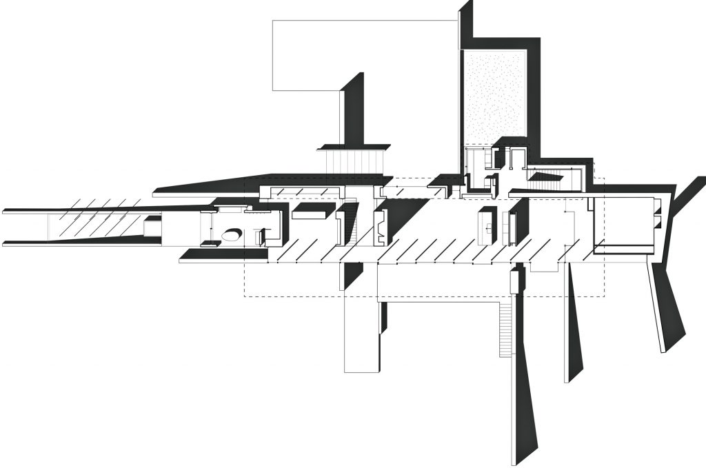 Site Plan - Independence Pass Residence - Northstar Dr, Aspen, CO, USA