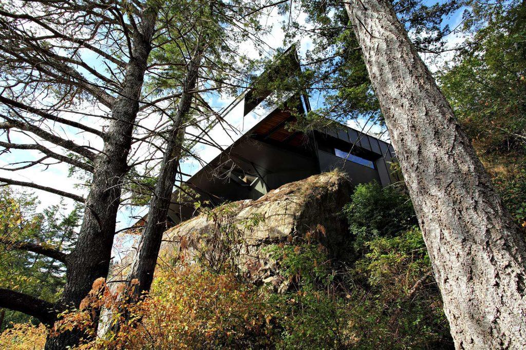 Tula House Luxury Residence - Quadra Island, BC, Canada