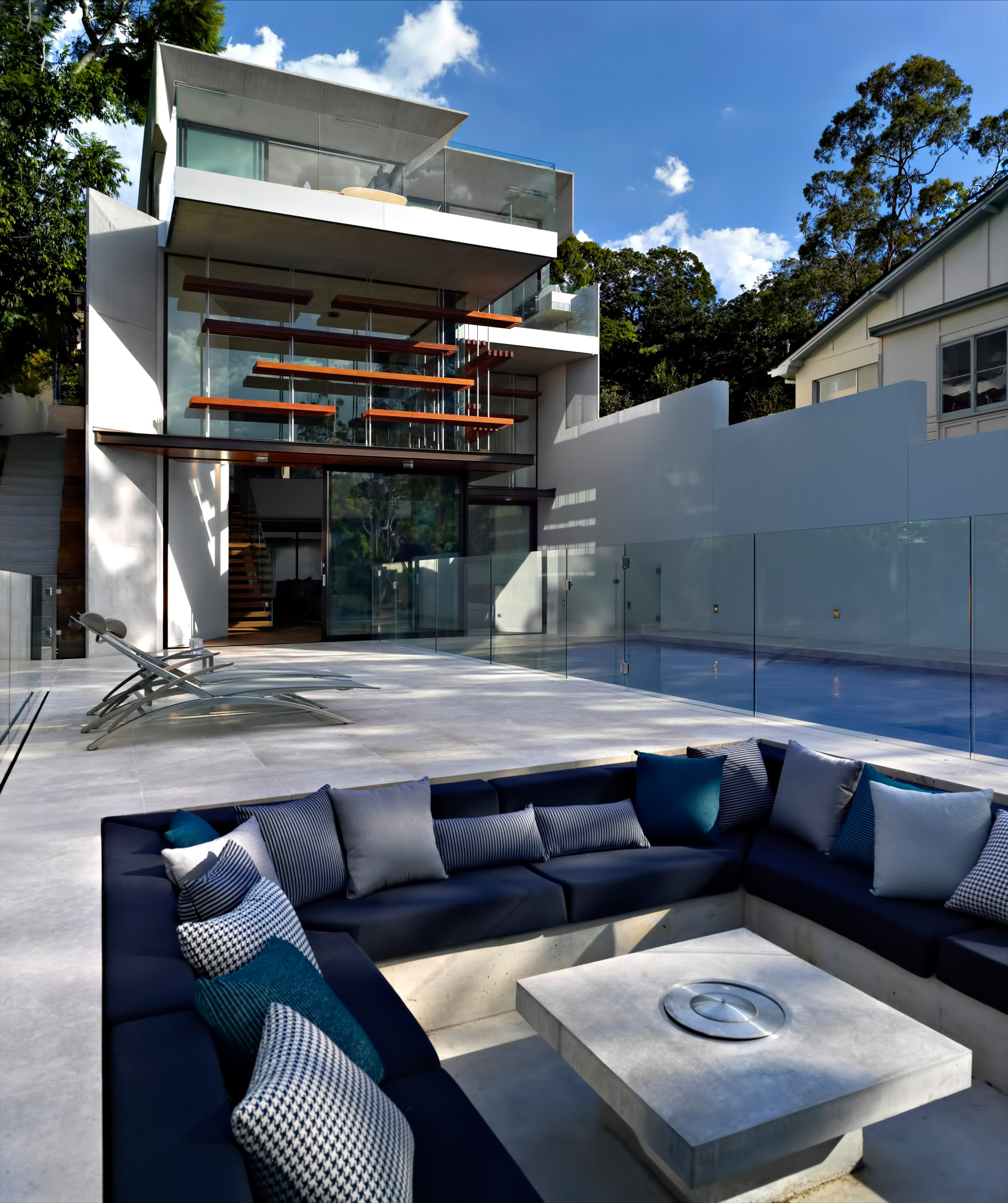 Mosman House Residence - Sydney, New South Wales, Australia