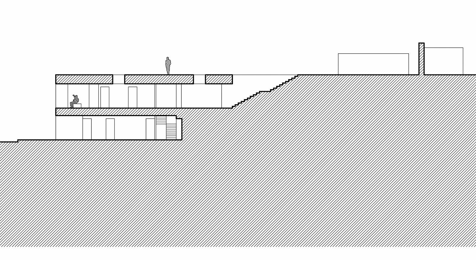 Sections – Casa del Infinito Luxury Residence – Tarifa, Cádiz, Spain