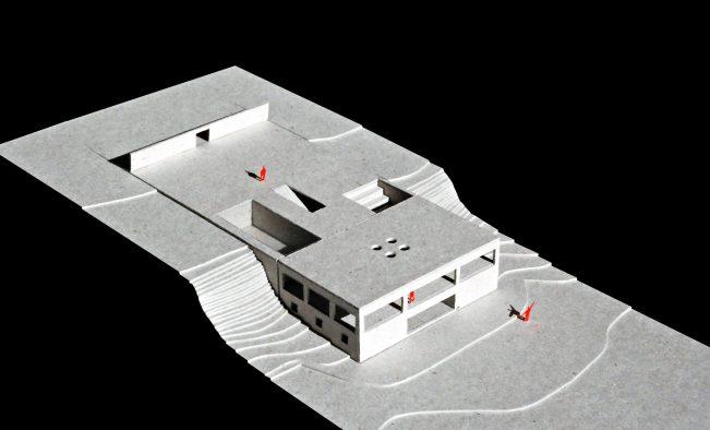 Render - Casa del Infinito Luxury Residence - Tarifa, Cádiz, Spain