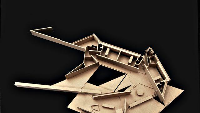 Model - Tula House Luxury Residence - Quadra Island, BC, Canada