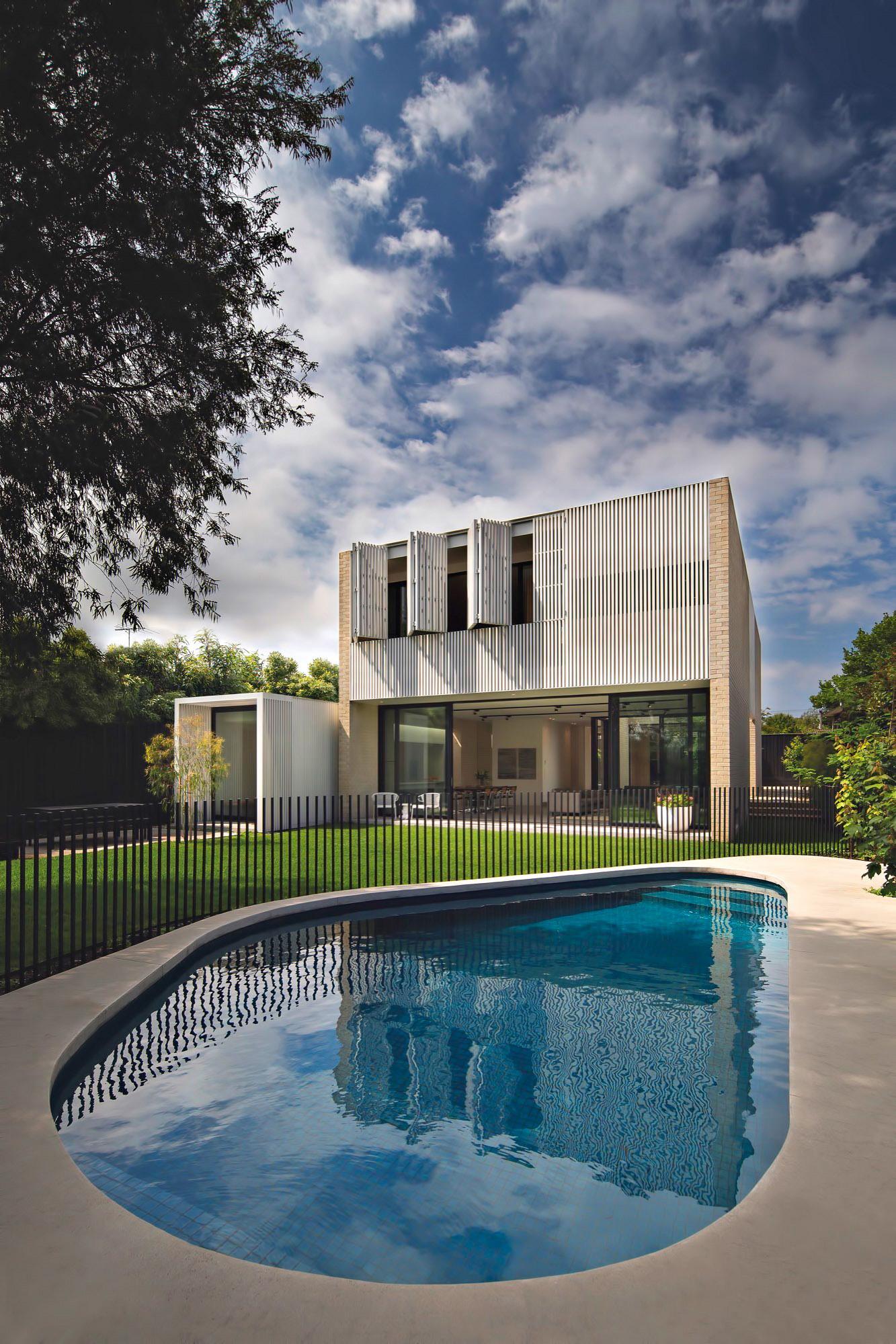 Hidden House Residence - Elsternwick, Melbourne, Victoria, Australia