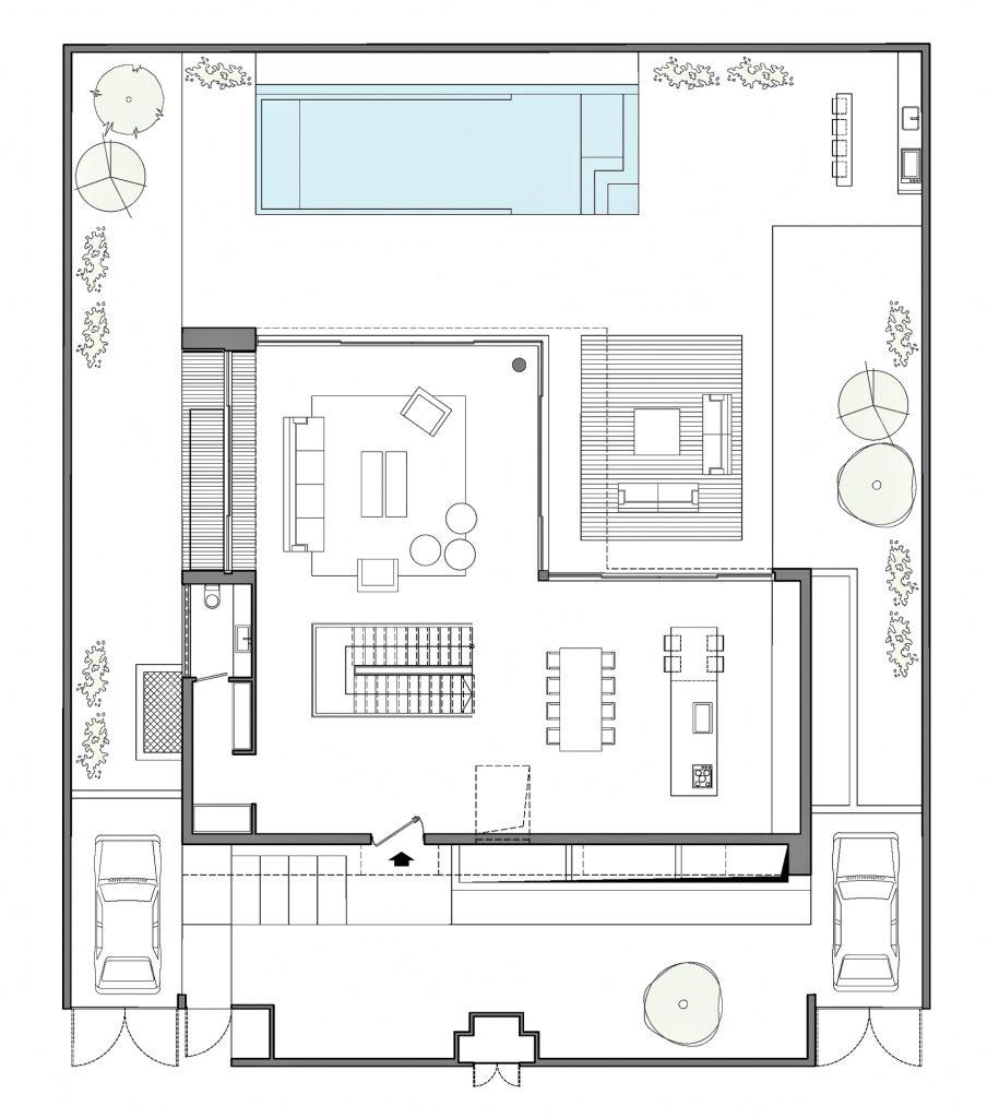 Floor Plans - CH House Luxury Residence - Rishon LeTsiyon, Israel