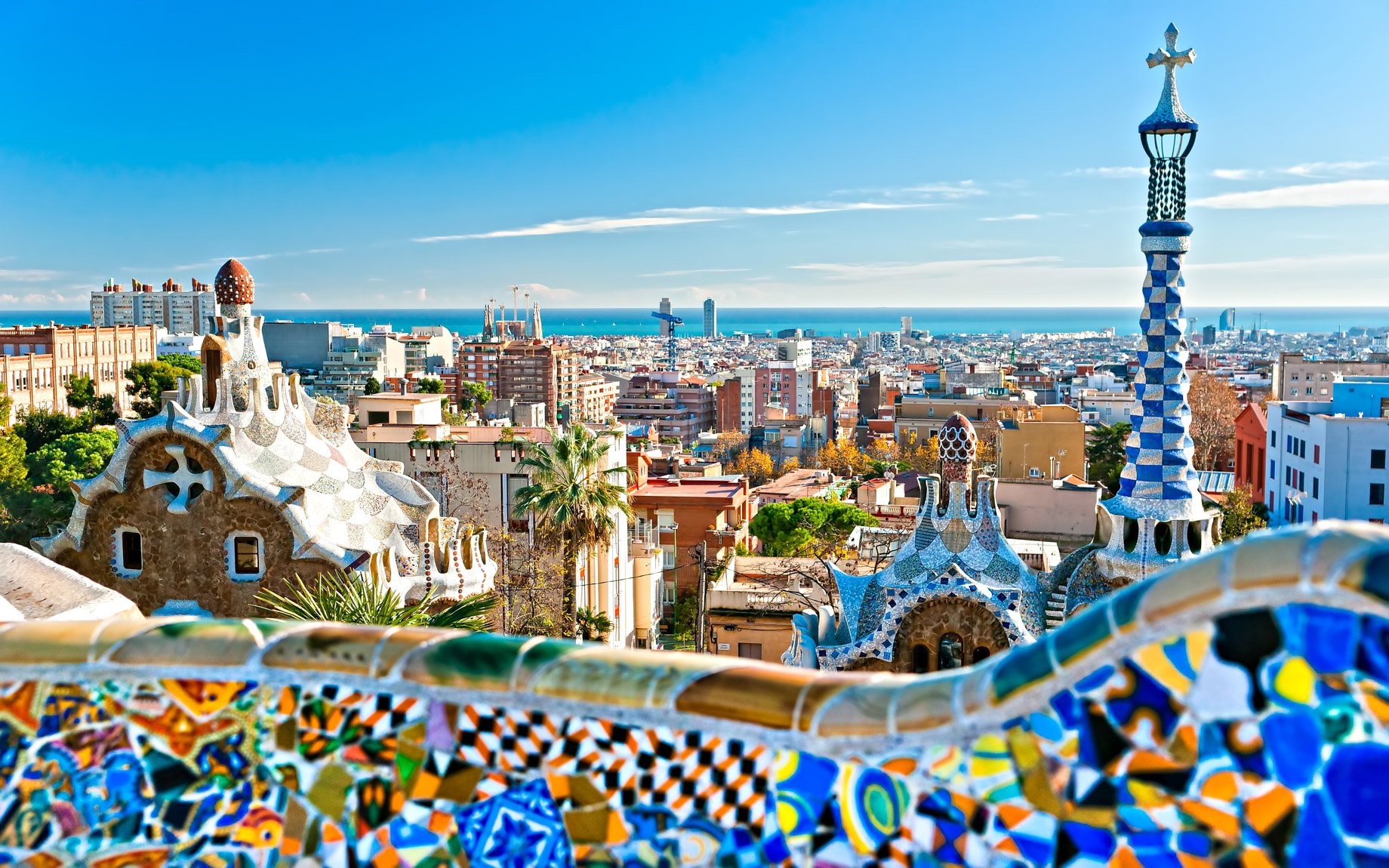 Barcelona, Spain - Top 5 European Countries for UK Pensioners Retiring Abroad