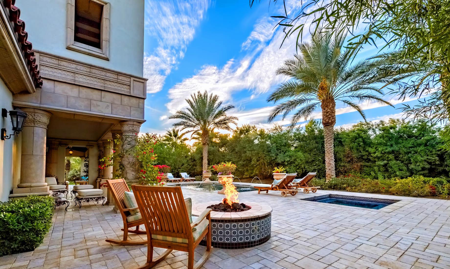 Sylvester Stallone Residence - Humboldt Blvd, La Quinta, CA, USA