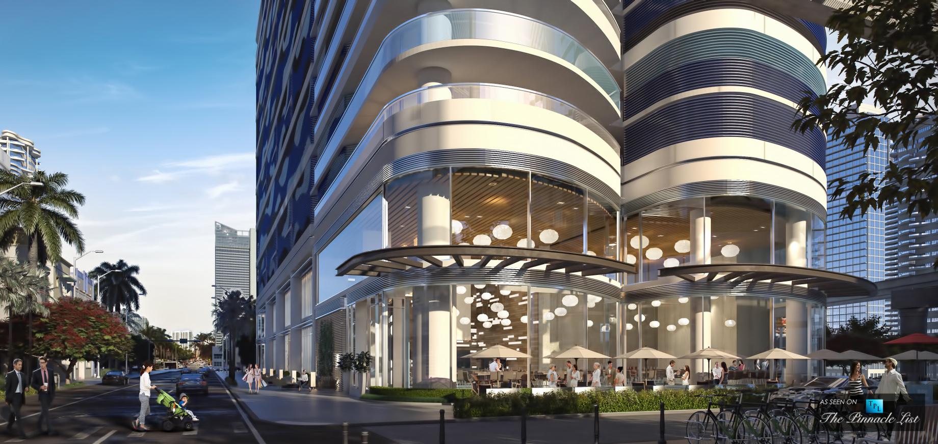 Brickell Flatiron Luxury Development - 1001 S Miami Ave, Miami, FL, USA