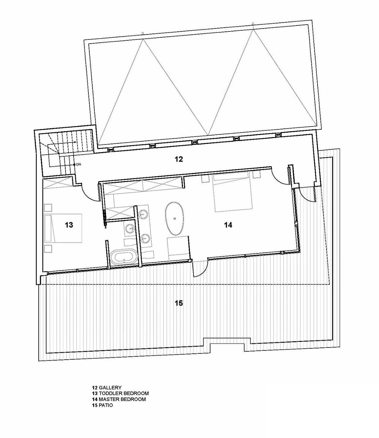Floor Plan – Webster Terrace Luxury Residence – Halifax, NS, Canada