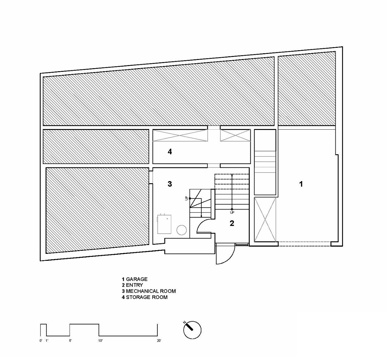 Floor Plan - Webster Terrace Luxury Residence - Halifax, NS, Canada