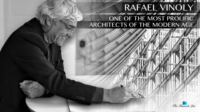 Rafael Vinoly - One of the Most Prolific Architects of the Modern Age