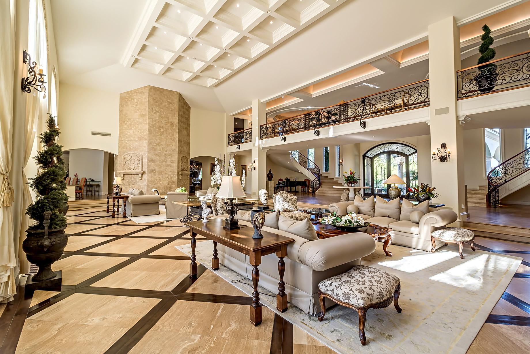Casa Rancho Mirage - 1 St. Petersburg Ct, Rancho Mirage, CA, USA
