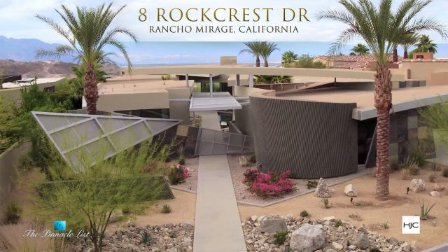 Rockcrest Luxury Residence - 8 Rockcrest Dr, Rancho Mirage, CA, USA - Luxury Real Estate