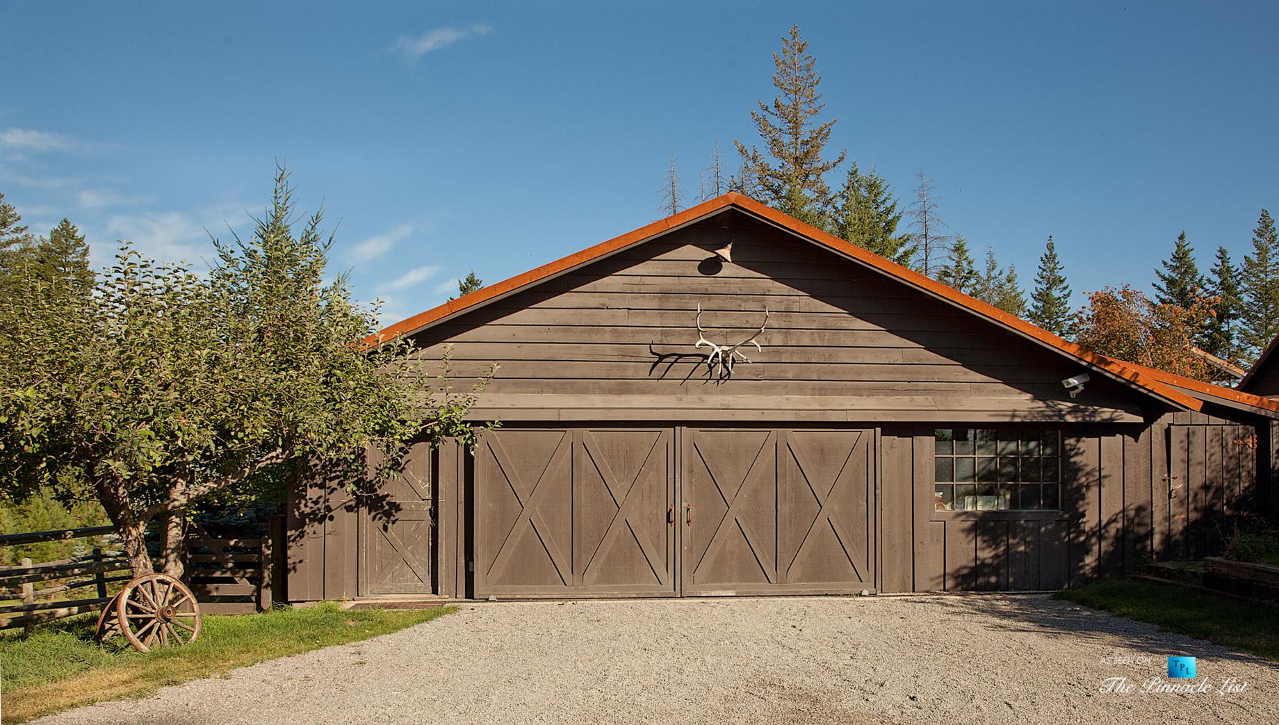 Thunder Ranch – 7095 Bottle Bay Rd, Sagle, ID, USA