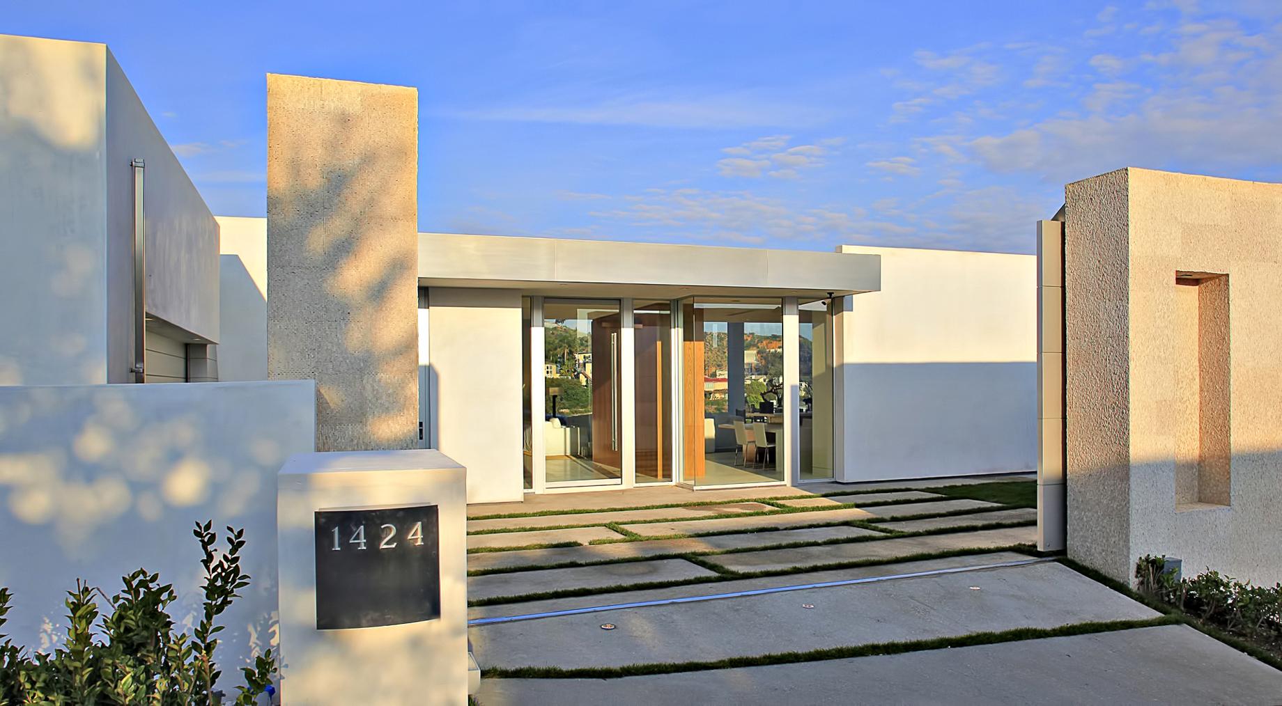 Bird Streets Modern – 1424 Tanager Way, Los Angeles, CA, USA